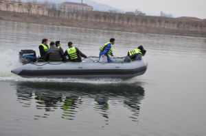 Liya Inflatable Boat Hypalon Made in China Small Boat pictures & photos