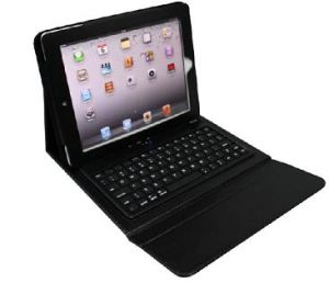 Bluetooth Keyboard Portfolio for iPad / iPad2 (BTKB-IPDA2-001)