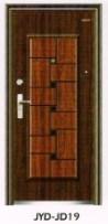 Steel Security Door (JYD-JD19)