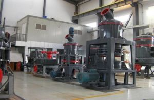 CaCO3 Grinding Mill Made in China pictures & photos