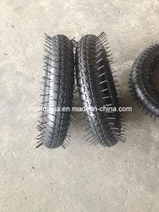 Maxtop Factory Green Wheelbarrow Tire pictures & photos