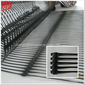 High Quality Uniaxial Plastic Geogrid Price pictures & photos