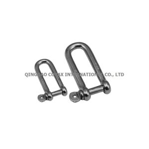 Long Type Dee Shackle Stainless Steel D Shackle Long Type pictures & photos
