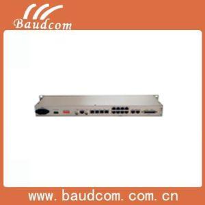 4*10 (100) Baset+8*Voice+1 RS232 Over E1 Converter