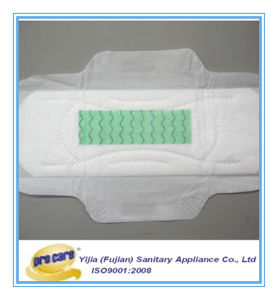 Feminine Hygiene Anion Sanitary Pad China Manufacturers pictures & photos