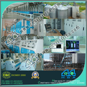Fully Automatic Flour Mill and Packing Machine pictures & photos