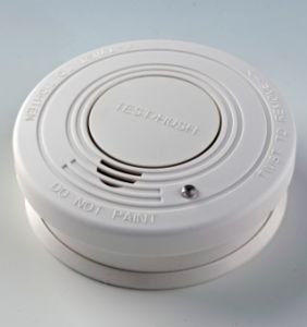 Mute Function Stand Alone Smoke Alarm pictures & photos