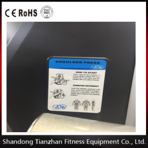 Tianzhan Fitness Rotary Calf Tz-9036 / High Quality Fitness Equipment pictures & photos