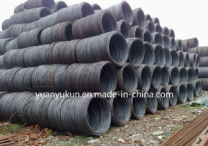 Low Carbon Steel Wire Rod SAE1006b pictures & photos