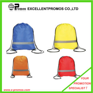 210d Nylon Reflective Drawstring Bag (EP-B8262) pictures & photos