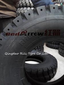 Durable Quality OTR Tyre/ (650-16) / Nylon Bias Mining Tyre pictures & photos