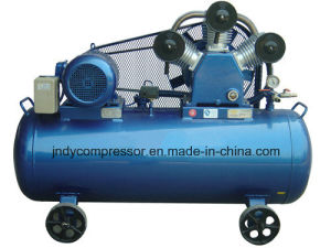 Oilless Piston Air Compressor with Tank pictures & photos
