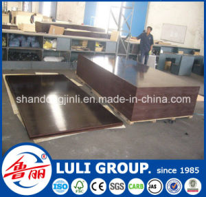 Luli Group Film Faced Plywood pictures & photos