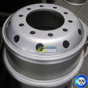 Heavy Duty Tube Steel Wheel Rim 7.50-20