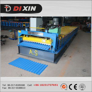 Colour Steel Sheet Rolling Machine pictures & photos