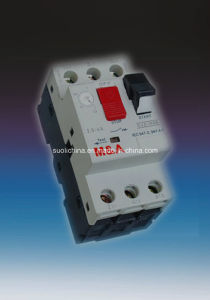 Gv Series Three Phase Motor Protector Circuit Breaker MCB pictures & photos