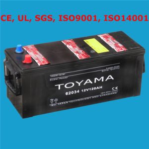 Good Quality Dry Charge Car Battery Auto Battery 12V120ah pictures & photos
