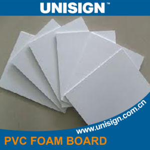 PVC Solid Sheet for UV Printing Materials pictures & photos