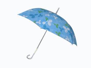 23inch Auto Open Stick Straight Lady Umbrella (SU016) pictures & photos