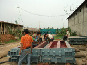 60 Ton Best and Cheapest Truck Scale of Weighbridge for Truck Weighting pictures & photos