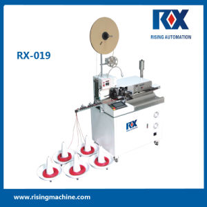 Rx-019 Automatic Wire Twisting and Tin Dipping Multi-Functional Machine