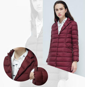 Women Down Jackets with High Quality for 2018 pictures & photos