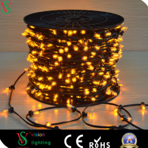 Ce 100m/Roll 12V LED String Light Chrsitmas Light Decoration pictures & photos
