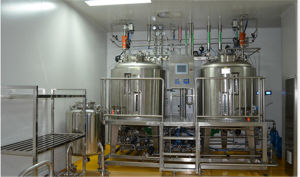 Stainless Steel Mixing Tank for Injection Liquid pictures & photos