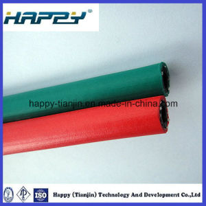 Rubber Twin Welding Hose for Middle East pictures & photos