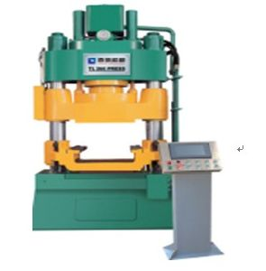 Automatic Clay Tile Press Machine pictures & photos