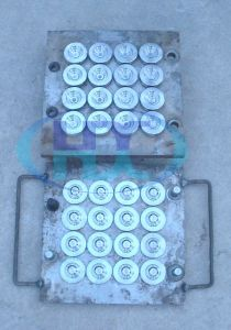 45 Degrees Parting O-Rings Mould
