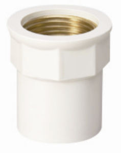 PVC Pipe Fittings for Water Supply Female Couping (A17) pictures & photos