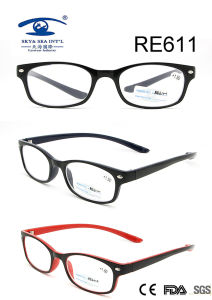Slim Italy Design Custom Reading Glasses (RE611) pictures & photos