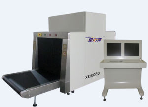Baggage Scanner Radiation Detector X-ray Machine Xj10080 pictures & photos