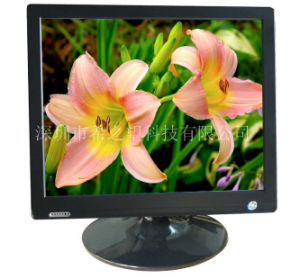 17 Inch PC LCD Monitor with VGA Input pictures & photos