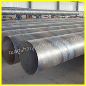 SSAW Water Pipe with Spiral Welded Steel Pipe pictures & photos