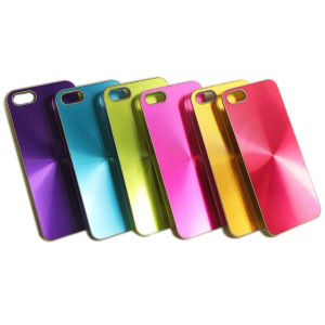 CD Pattern Aluminum Case for iPhone 5 pictures & photos