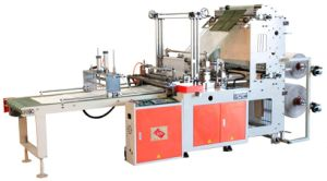 Chzd-Dy Computer Control Bottom Sealing Bag Making Machine (Manufacturer) pictures & photos