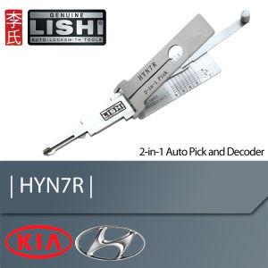 Lishi 2 in 1 Hyn7r Pick Lock for Hyundai/KIA