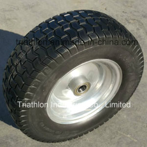 16X6.50-8 Turf Flat Free Riding Lawn Mowers Tire pictures & photos