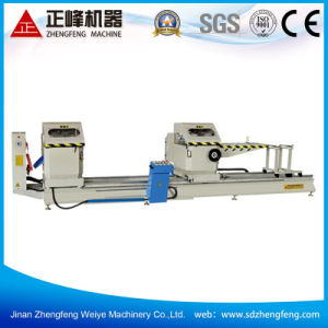 Heavy Double Head Precision Cutting Saws for Aluminum Windows pictures & photos