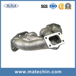New Custom Precision Ductile Iron Casting for Turbo Exhaust Manifold pictures & photos