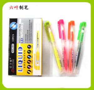 Refillable Liquid Highlighter Pen (WZL-801) pictures & photos