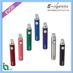 Most Popular E Cigarette Battery Evod Variable Voltage Battery