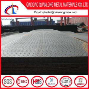 Q235 Mild Ms Chequered Floor Steel Checker Sheet pictures & photos