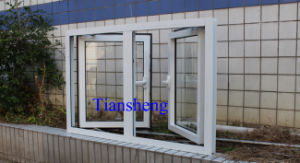 Aluminum Double Glazing Casement Window pictures & photos