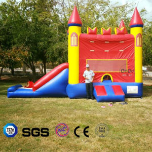 Cocowater Design Inflatable Home Lawn Castle Toy for Kids LG9098