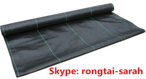 Polypropylene Nonwoven Fabric/Weed Barrier Weed Mat pictures & photos