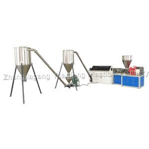 PE Hot-Cutting Granulation Line (SJ90/28)