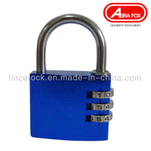 Aluminum Alloy Colour Combination Padlock (530-403) pictures & photos